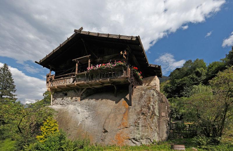 Häusl am Stein in St. Pankraz, Ulten | VIVOSüdtirol