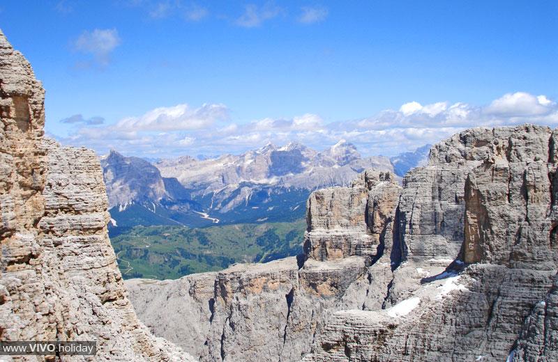 Klettersteig Pisciadu : Pisciadù klettersteig vivosüdtirol