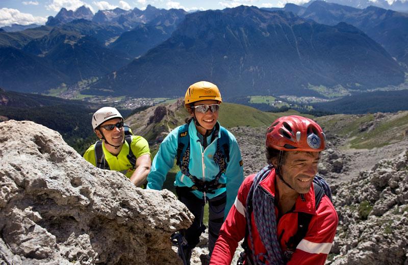 Klettersteig Vinschgau : Klettersteige