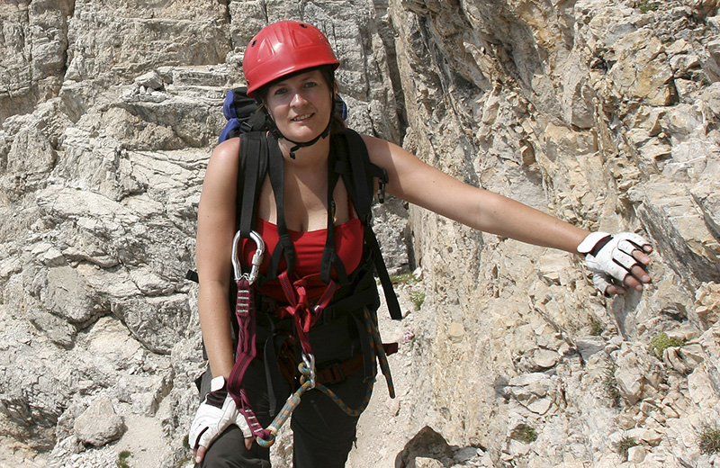 Klettersteig Equipment : Leichte und kindertaugliche klettersteige in tirol südtirol