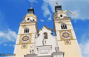 Vacanze a bressanone in alto adige provincia di bolzano for Alloggi a bressanone