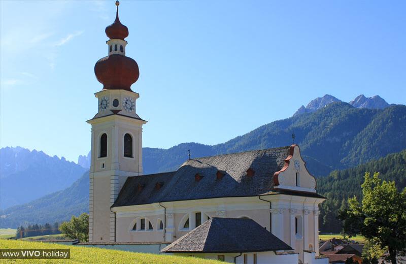 Niederdorf In S 252 Dtirol Alle Infos F 252 R Ihren Urlaub