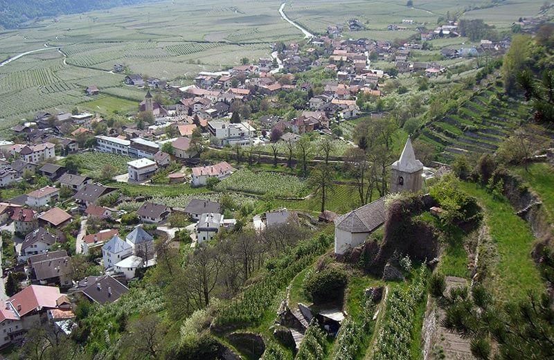 Urlaub In Schlanders Vinschgau Wissenswertes