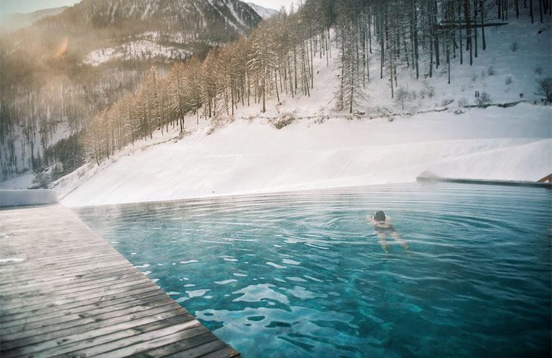 Die 5 Schonsten Infinity Pools In Sudtirol Vivosudtirol Reisemagazin