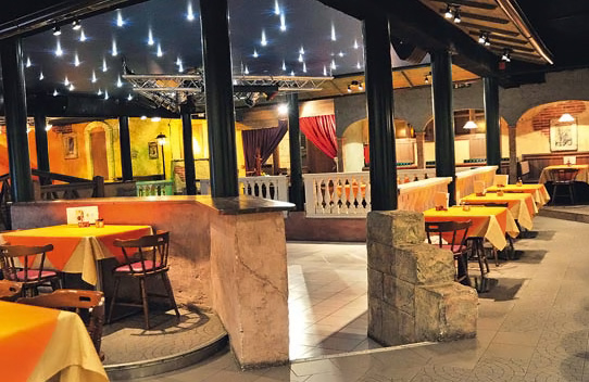 Mexico City Pizzeria